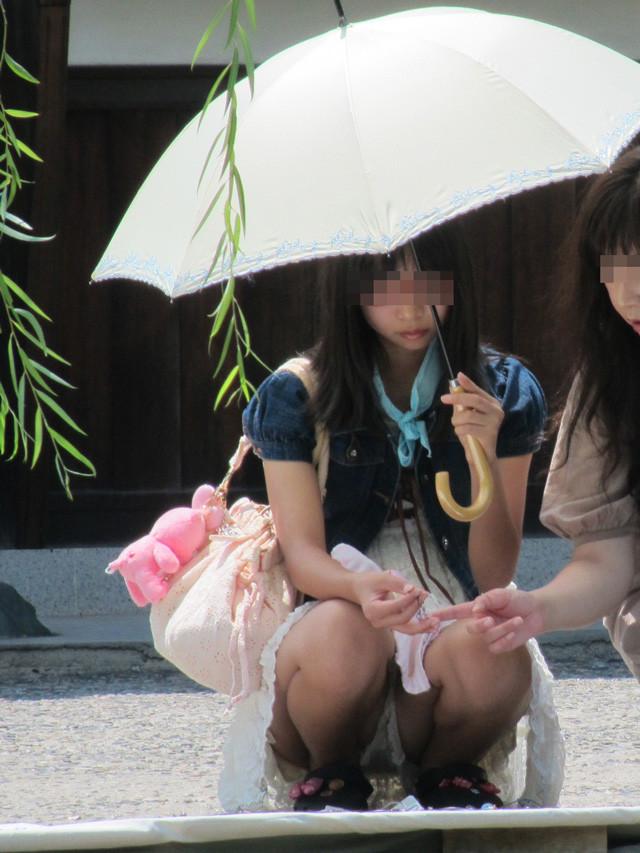 まさに神業 |д゚)☆カシャ…街で撮れたグッジョブなパンチラ画像を厳選してみた!!! 02
