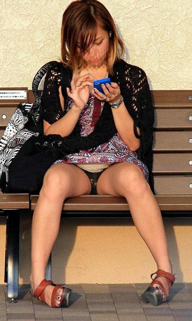 まさに神業 |д゚)☆カシャ…街で撮れたグッジョブなパンチラ画像を厳選してみた!!! 03