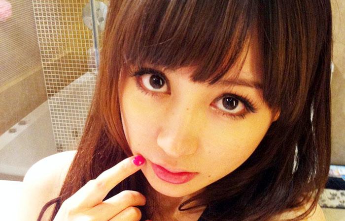 【海外美少女画像】SNSでうpされてる台湾ギャルの可愛すぎる自撮り画像