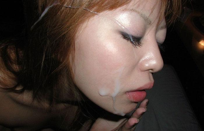 【性の6時間終了のお知らせ】性の6時間の〆にギャル達の顔にぶっかけてやったwww