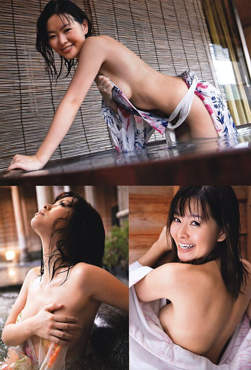エロ過ぎる人妻・吉野紗香(31)が久しぶりにグラビア登場!【エロ画像】 03