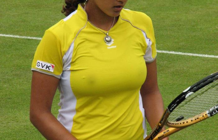 (アスリートえろ写真)スポーツ女子の皆さんったらww競技中なのにチクポチ見せ過ぎwwwwww