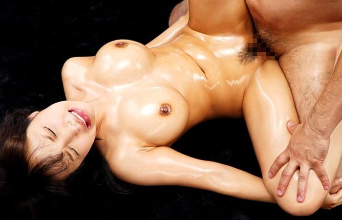 【三次エロ動画】これぞ超立体巨乳ボディ!本気性交に燃える海外モデル美女www