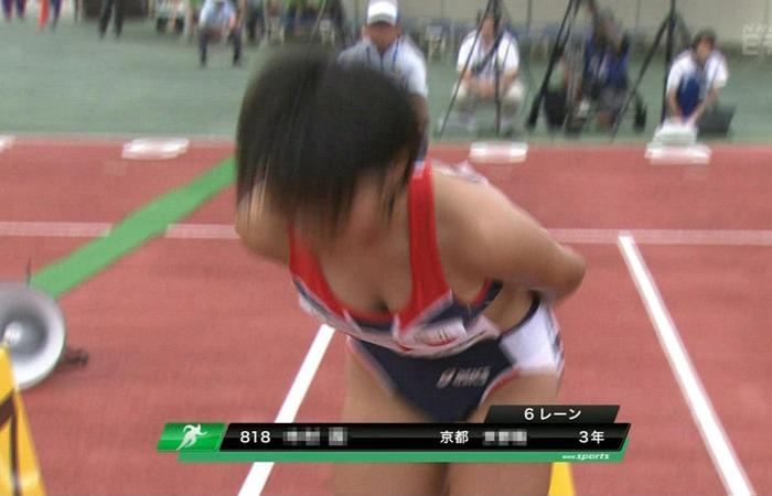 (アスリートえろ写真)だって女子だもんwwチラまではえろ隠せないスポーツ小娘wwwwww