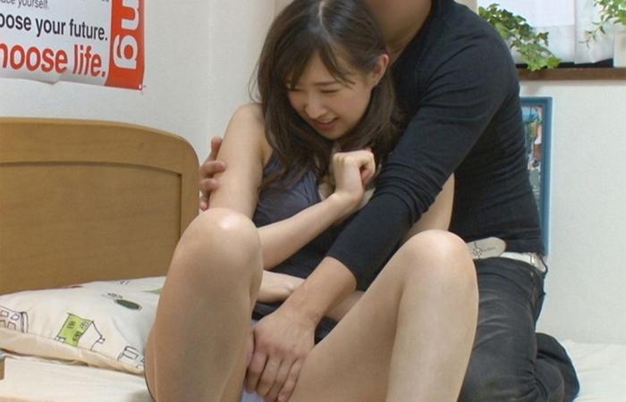 【三次エロ動画】何もしない訳がない!口説きに落ちてハメられた素人娘www
