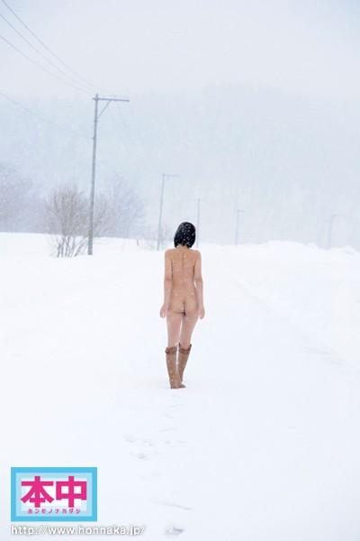 (-40度でsex写真)極寒地で検証wwwwまず冷凍庫に精子入れて確認すべきwwwwww