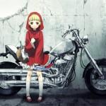 【赤ずきんエロ画像】赤ずきんちゃんになるとどのキャラも胸キュン美少女になる不思議www
