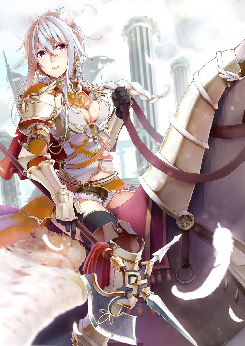 【女騎士エロ画像】誇り高い女騎士が悔しそうに犯されているイラストにS心をくすぐられるwww