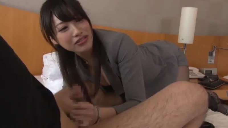 【エロ動画】営業職の素人OLを仕事中にナンパしてフェラ→オナニー→中出し!【素人】