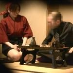 【エロ動画】高級旅館に一人旅でやってきた盗撮師が仲居さんに強引に迫ってみた結果www【素人】